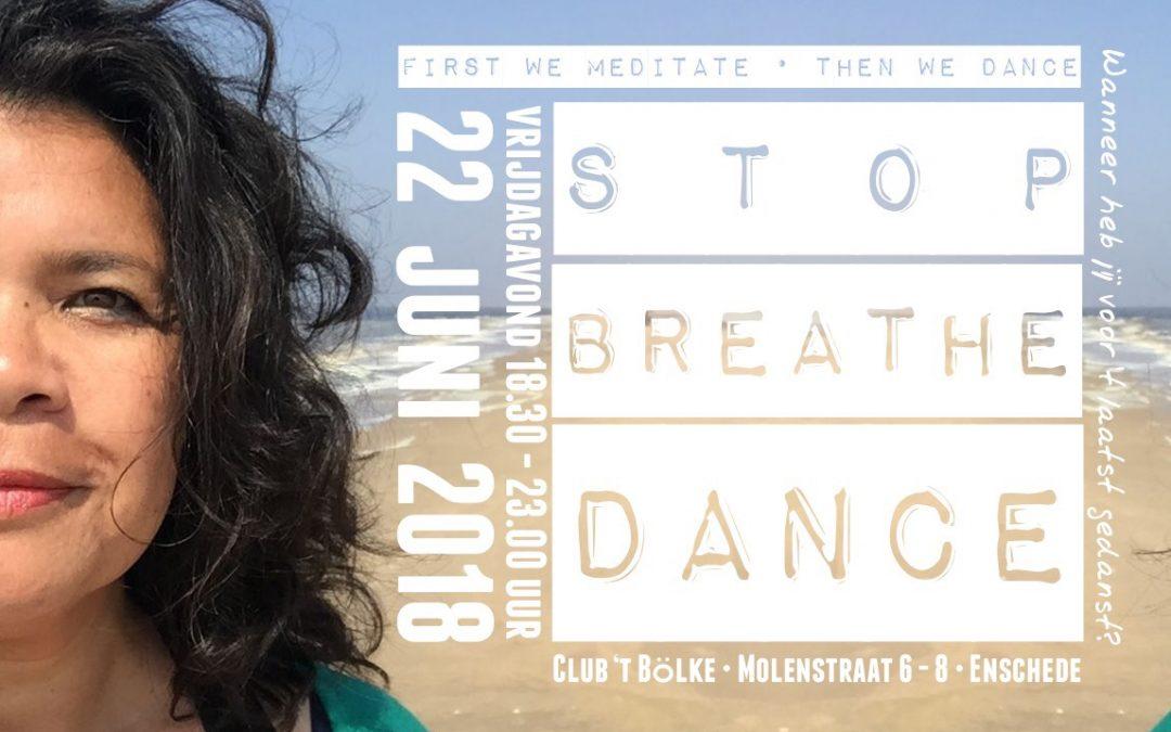 NIEUW! STOP BREATHE DANCE