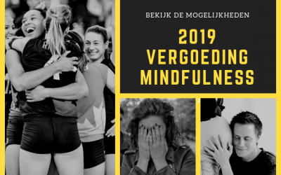 2019 MINDFULNESS VERGOEDING