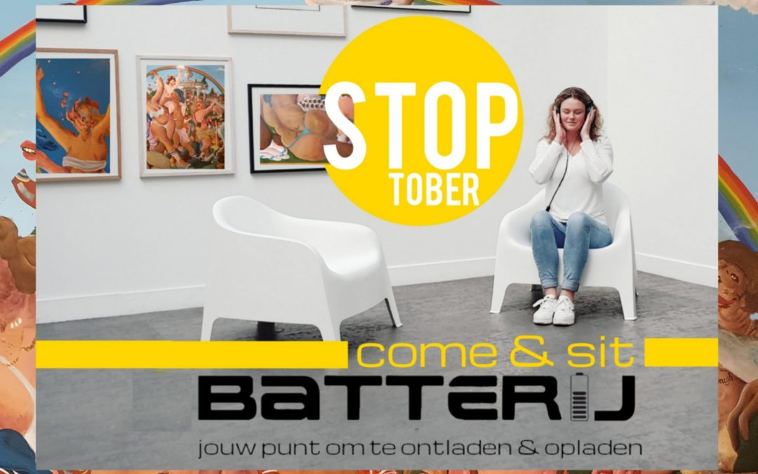 BATTERIJ & STOPTOBER